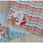 Duo d'enveloppes pour courrier estival