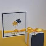 Boîte cadeau et carte