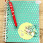 Scrap : customisation d'un agenda