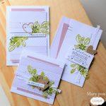 Scrap : Trio de cartes Happy Life