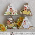Scrap : Des cocottes de Pâques