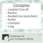 Challenge #2 – Les consignes d'Eli29