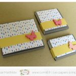 Scrap : Des blocs post-it et marque-page