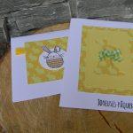 Cartes «Joyeuses Pâques»
