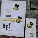 Ensemble anniversaire «Happy BEE day»