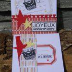 Cartes «Joyeux Anniversaire»